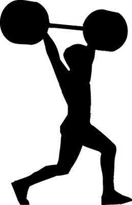 weight lifter silhouette clip art functional fitness rh functionalfitnesscleveland com weightlifting clipart black and white weightlifting clipart free